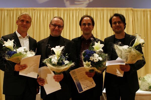 II INTERNATIONAL UUNO KLAMI COMPOSITION COMPETITION 2008-2009 / Finalists / Photo: Heikki Y. Rissanen