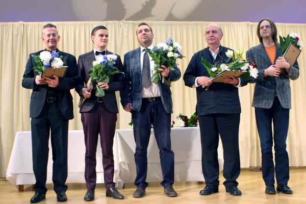 III INTERNATIONAL UUNO KLAMI COMPOSITION COMPETITION 2013-2014  / Finalists  / Photo: Heikki Y. Rissanen