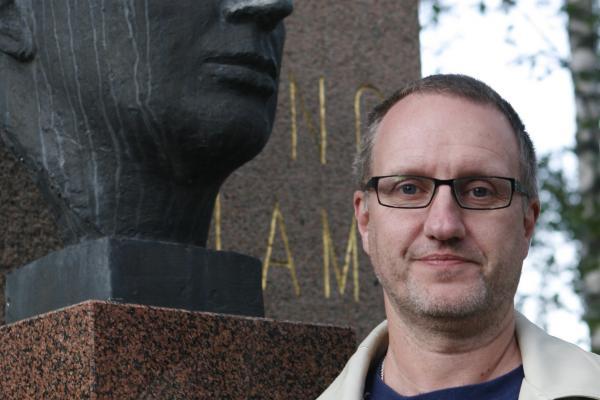 II KANSAINVÄLINEN UUNO KLAMI -SÄVELLYSKILPAILU 2008-2009 / Kent Olofsson / Kuva: Heikki Y. Rissanen
