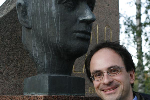 II KANSAINVÄLINEN UUNO KLAMI -SÄVELLYSKILPAILU 2008-2009 / Oliver Waespi / Kuva: Heikki Y. Rissanen
