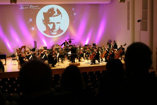 III KANSAINVÄLINEN UUNO KLAMI -SÄVELLYSKILPAILU 2013-2014 / Kymi Sinfonietta, kilpailuorkesteri / Kuva: Heikki Y. Rissanen