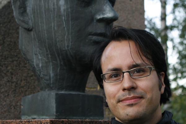 II KANSAINVÄLINEN UUNO KLAMI -SÄVELLYSKILPAILU 2013-2014 / Victor Alcántara / Kuva: Heikki Y. Rissanen