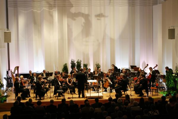 II KANSAINVÄLINEN UUNO KLAMI -SÄVELLYSKILPAILU 2008-2009 / Kilpailuorkesteri Kymi Sinfonietta / Kuva: Heikki Y. Rissanen