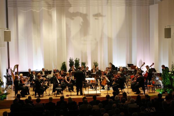 II INTERNATIONAL UUNO KLAMI COMPOSITION COMPETITION 2008-2009 / Kymi Sinfonietta / Photo: Heikki Y. Rissanen